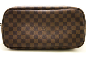 Louis Vuitton Damier Ebene Neverfull MM Shoulder Bag Canvas k03-Louis Vuitton-hannari-shop