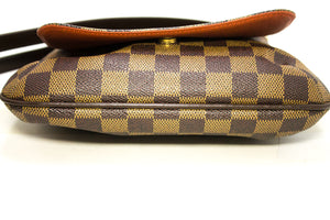 Louis Vuitton Damier Ebene Musette Salsa Long Strap Shoulder Bag L41-Louis Vuitton-hannari-shop