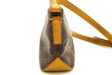 Louis Vuitton Monogram Trotter Shoulder Bag Brown M51240 Canvas k65-Louis Vuitton-hannari-shop