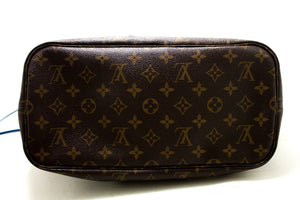 Louis Vuitton Auth Monogram Totem Neverfull MM Magenta M41664 Shoulder Bag n37-Louis Vuitton-hannari-shop