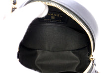 CHANEL Black Wallet On Chain WOC Shoulder Bag Crossbody Clutch n82