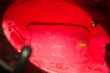 CHANEL Cambon Tote Small Shoulder Bag Black Quilted Calfskin L48-Chanel-hannari-shop