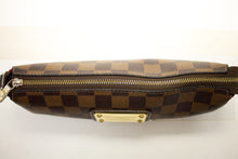 Louis Vuitton Eva Ebene Damier Canvas Shoulder Bag Handbag Gold n51-Louis Vuitton-hannari-shop