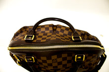 Louis Vuitton Trevi GM Damier Ebene Shoulder Bag Strap Canvas k97-Louis Vuitton-hannari-shop