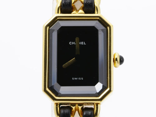 CHANEL Premiere Wristwatch Watch w04-hannari-shop