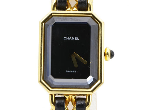 CHANEL Premiere Wristwatch Watch w05-hannari-shop