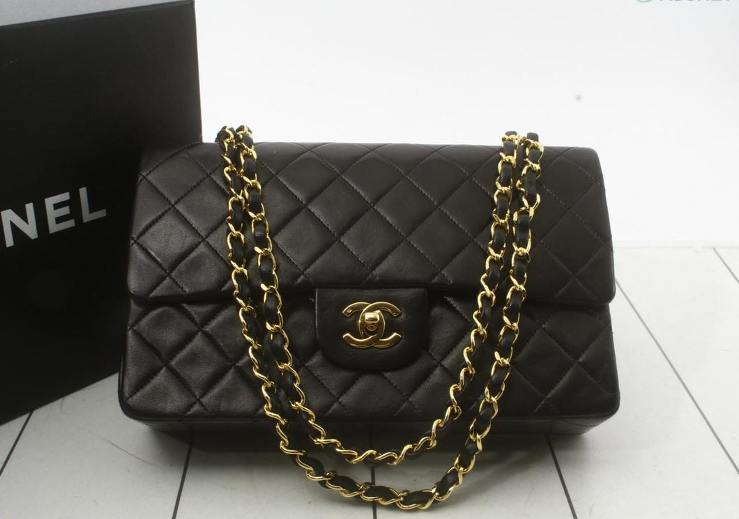 CHANEL Double Flap b57