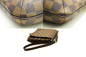 Louis Vuitton Damier Ebene Musette Salsa Short Strap Shoulder Bag L50