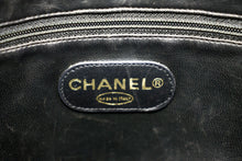 Taška přes rameno CHANEL Caviar Jumbo Large Chain Zipper Black Zip a87 hannari-shop