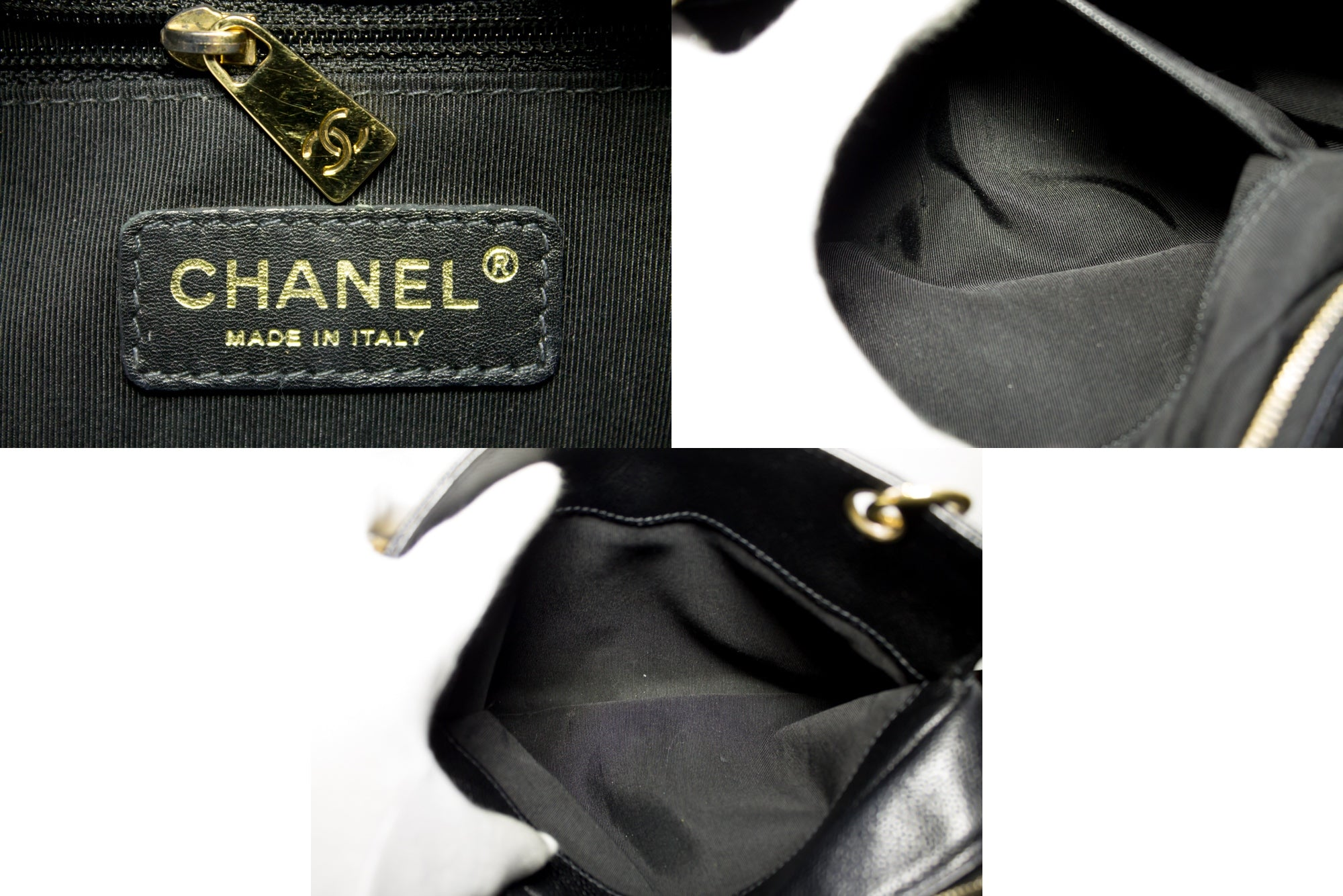 Chanel brooches are available on Vestiaire Collective.
