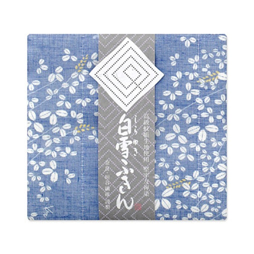 Shirayuki Fukin Cloth - Japanese Bush Clover