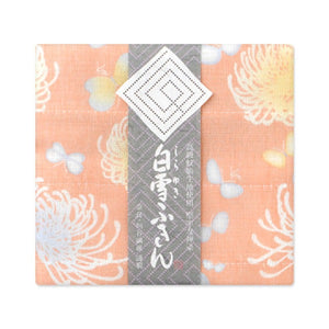 Shirayuki Fukin Cloth - Chrysanthemum