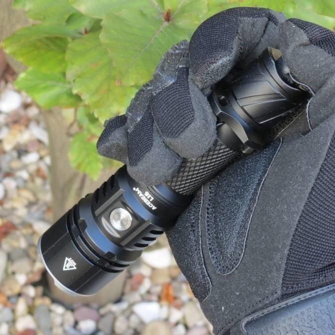 Acebeam L16 LED Flashlight Review