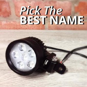 Pick The Best Name - New Motorbike Light
