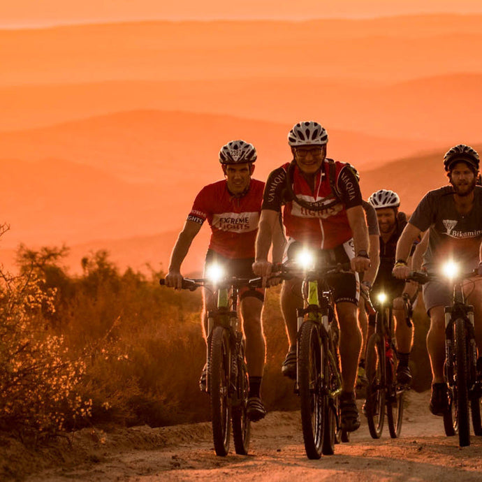 What Bicycle Lights Do I Need For The Munga MTB