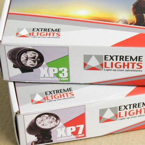 Review: Extreme Lights XP3 And XP7 Bike Lights