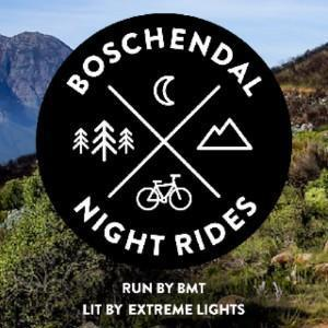 Boschendal Night Rides, Run by BMT, Lit by Extreme Lights