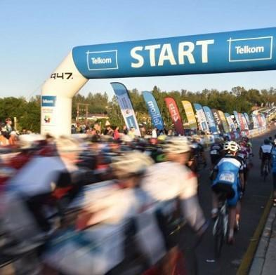 See You At The Telkom 94.7 Cycle Challenge Expo 2017