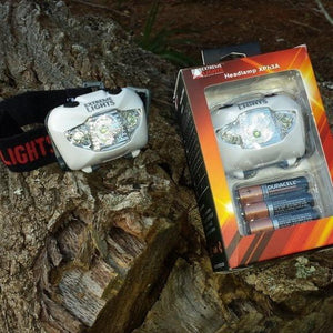 Extreme Lights : Basecamp Headlight - Review by TheJ on bikehub.