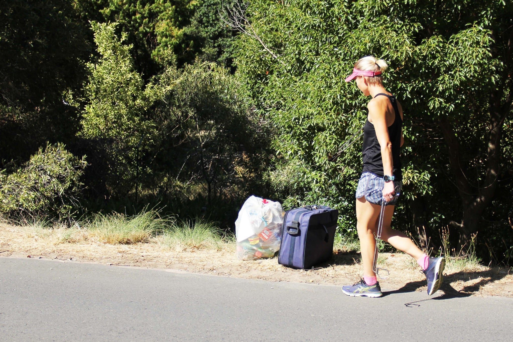 picture Plogging Is the New Workout Trend We Never Saw Coming