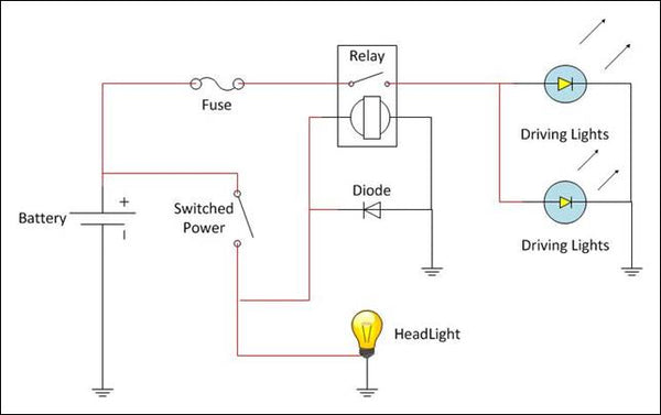 Led Headlight Wiring Diagram For Motorcycle from cdn.shopify.com