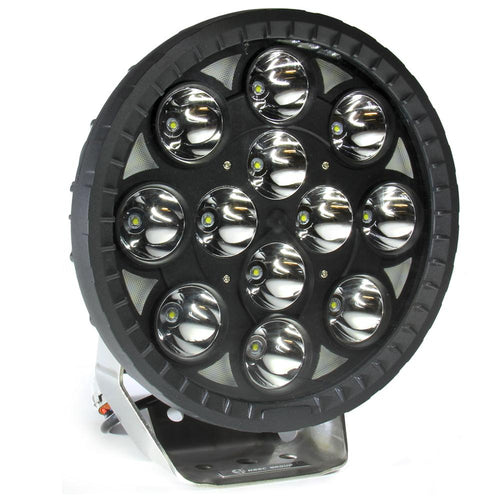 Extreme Lights | Ultralux 120W Spot - Single Unit | the best Off-Road Lights ever!