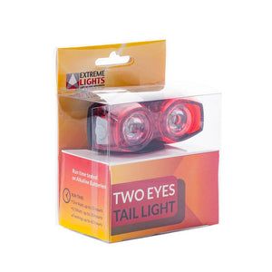 Extreme Lights | Red Tail - Two Eyes | the best Cycle Lights ever!