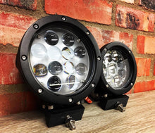 Extreme Lights | 60W Super Spotlight - Set of 2 | the best Off-Road Lights ever!
