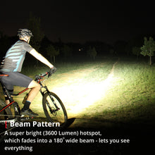 Extreme Lights | Baviaans Bicycle Light | the best Cycle Lights ever!