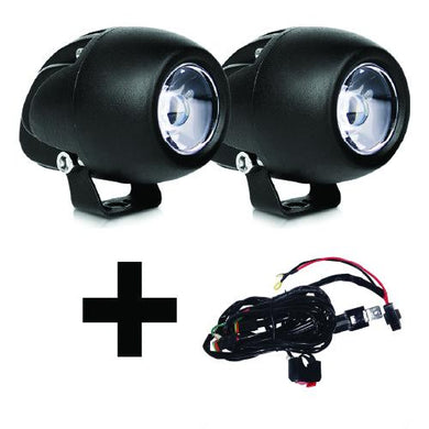 Motorcycle  LED Spots