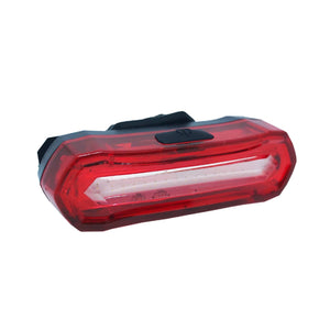 Phoenix USB Rechargeable Rear Bicycle Light - Set of 2