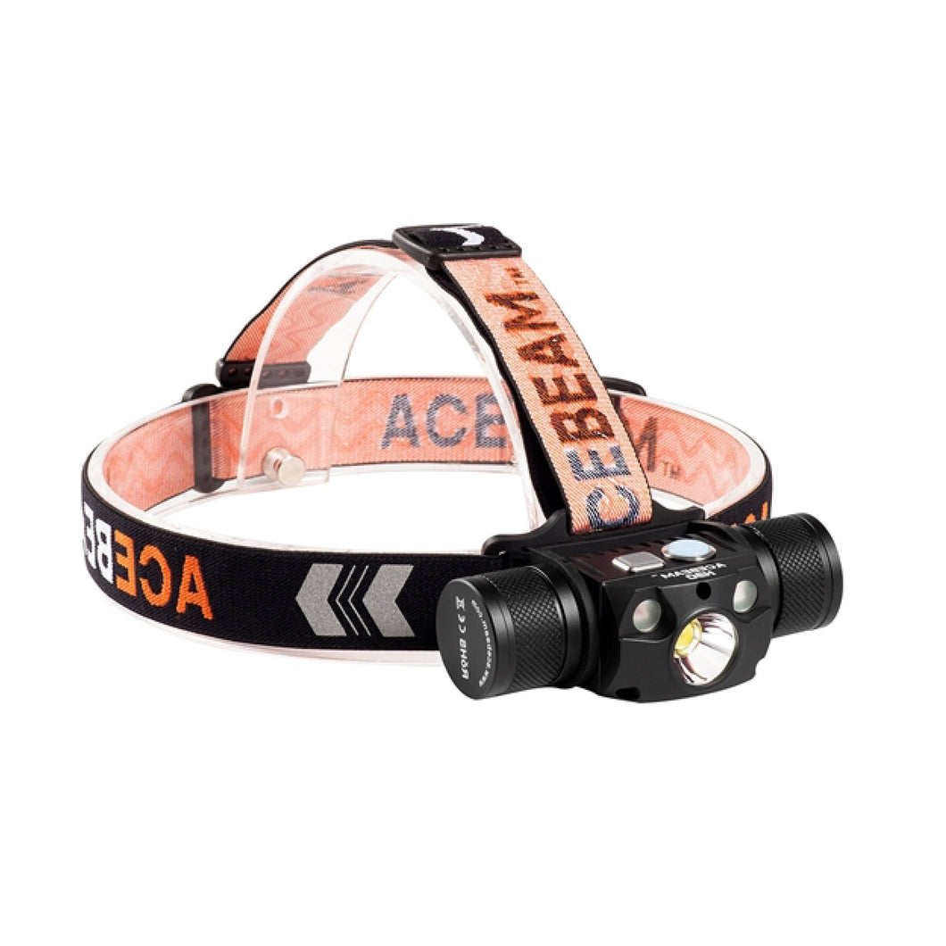 Extreme Lights | Acebeam H30 LED Rechargeable Headlamp | the best Headlamps ever!