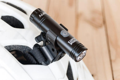 Extreme Lights | Helmet Velcro Mount | the best Cycle Light Accessories ever!