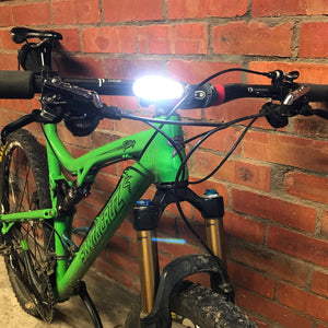 Extreme Lights | Phoenix USB Rechargeable Front Bicycle Light | the best Cycle Lights ever!