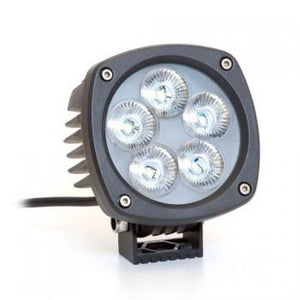 Extreme Lights | Lyra Black 50W Spot - 4500 Lumen | the best Off-Road Lights ever!