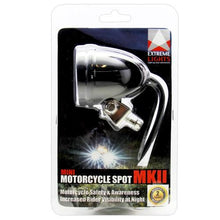 Extreme Lights | Premium Motorcycle Spot 10W - Spot - Single Unit | the best Motorbike Lights ever!