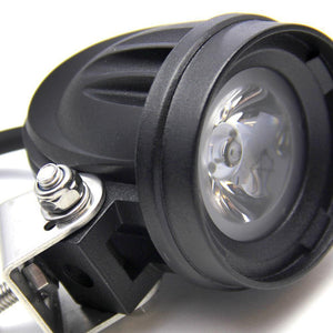 Extreme Lights | 2 X Premium Motorcycle Spot & Handlebar Switch COMBO | the best Motorbike Lights ever!