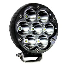 Extreme Lights | Night Raider Black 70W Spot - 6 300 Lumen - SINGLE | the best Off-Road Lights ever!