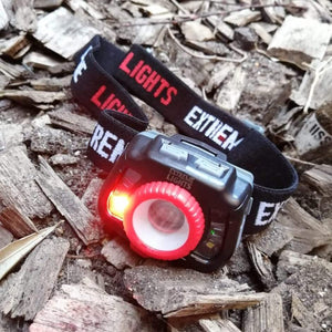 Apex Focus LED Rechargeable Headlamp