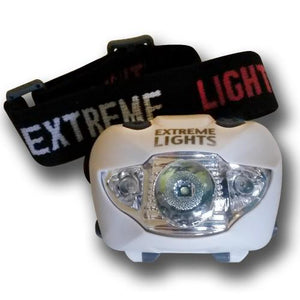 Extreme Lights | Basecamp Headlamp | the best Headlamps ever!