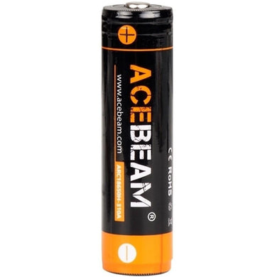 Extreme Lights | Acebeam 3100mAh Li-ion Battery | the best Flashlights ever!
