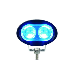 Extreme Lights | 10W Blue Pedestrian Forklift Work Light | the best Mining Lights ever!