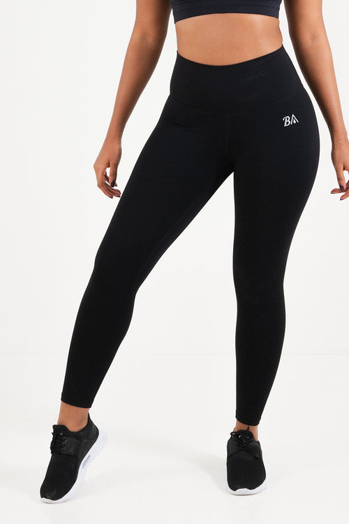 Core Leggings // Black