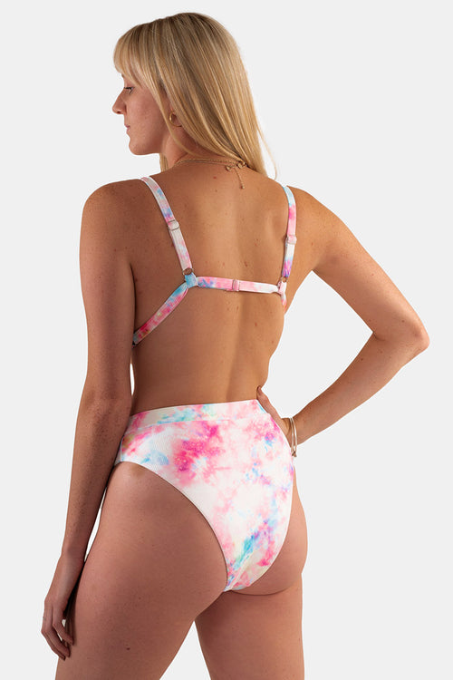 Summer Bottom // Candyfloss Rib
