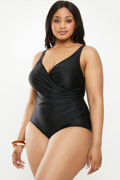 Wrap One Piece // Black