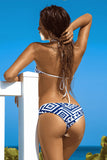 Cheeky Plain Bottom // Tahiti