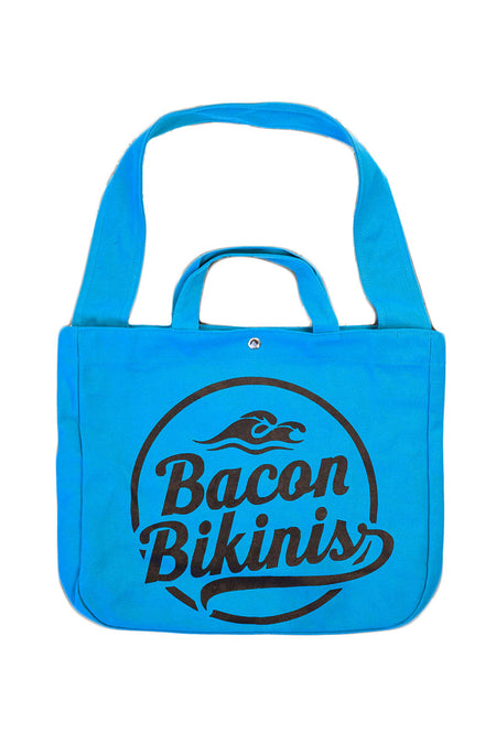 Tropical Bacon Bikinis Towel