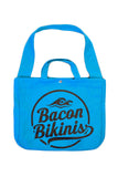 Bacon Bikinis Beach Bag