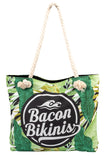 Beach Bag // Aruba Bacon Bikinis