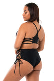 High Waist Bottom // Black